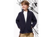 Detská fleecová bunda Full Zip